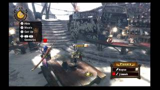 Monster Hunter Tri (Wii) - 480p 3000kbps @ 30fps |Testing SCFH DSF| {AAC HQ Audio} - 3 / 6