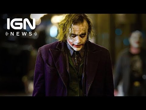 The Dark Knight 10th Anniversary Gets Special 70mm IMAX Release - IGN News