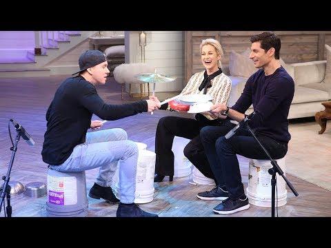 Kellie & Ben Perform with Bucket Boy Matt Pretty! - Pickler & Ben