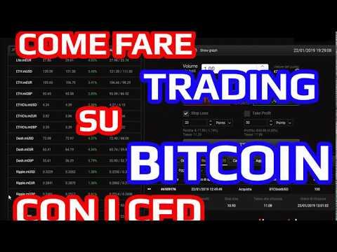 Come Fare Trading Bitcoin Con CFD