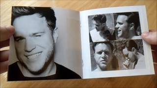 Mi colección... Olly Murs (unboxing)