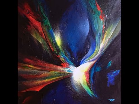Colorful Abstractions International Online Juried Art Exhibition - November 2015