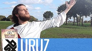 "URUZ  |  ""Turning Wine Into Sound"""