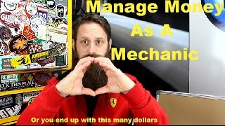 How To Manage Money as a Mechanic, Podcast Episode 26