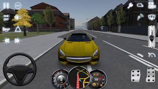 Real Driving School Simulator #3 New Car New Map Unlocked Android Gameplay FHD