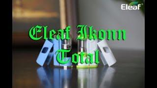 Eleaf Ikonn Total 50w | Маленькая мощь, мех мод с зарядкой usb
