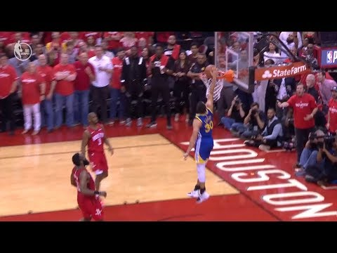 Stephen Curry's Shaqtin' a Fool Moment in Game 3 (VIDEO)
