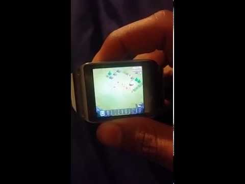 galaxy gear with clash of clans