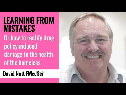 How to rectify drug policy-induced damage to the health of the homeless