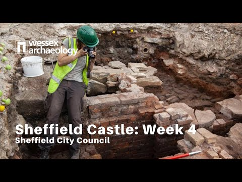 Sheffield Castle - Week 4 down to the Medieval