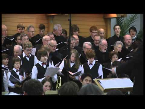 Nun danket alle Gott - mit Fanfare (John Rutter) Now thank we all our God