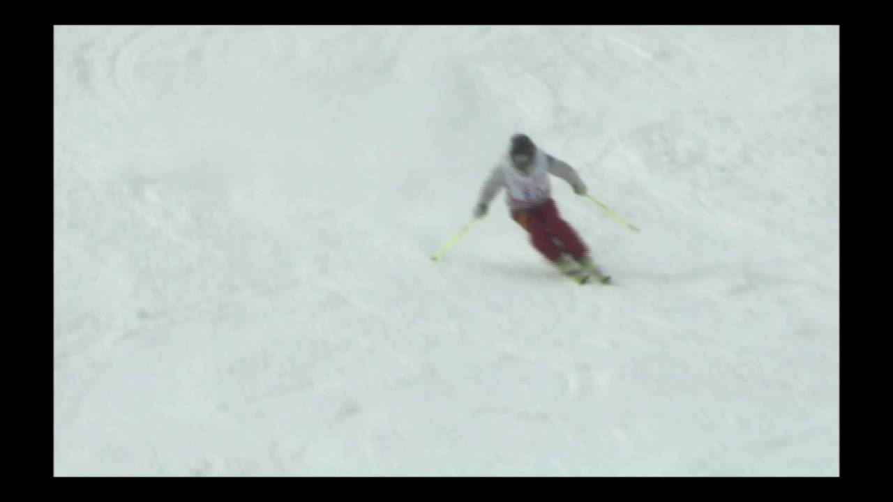 Reilly McGlashan Hokkaido Technical Ski Championships Short Turn Runs