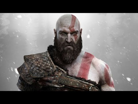 Proof that Kratos, The God of War, Can Jump in 2018