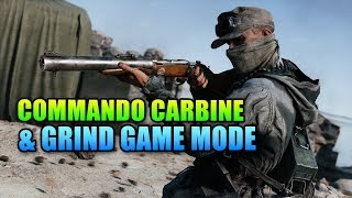 Commando Carbine Guide/Review & New Grind Game Mode