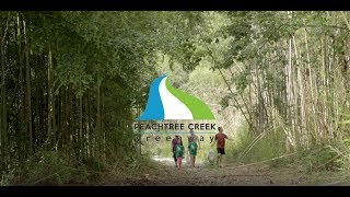 Peachtree Creek Greenway, it's for you!