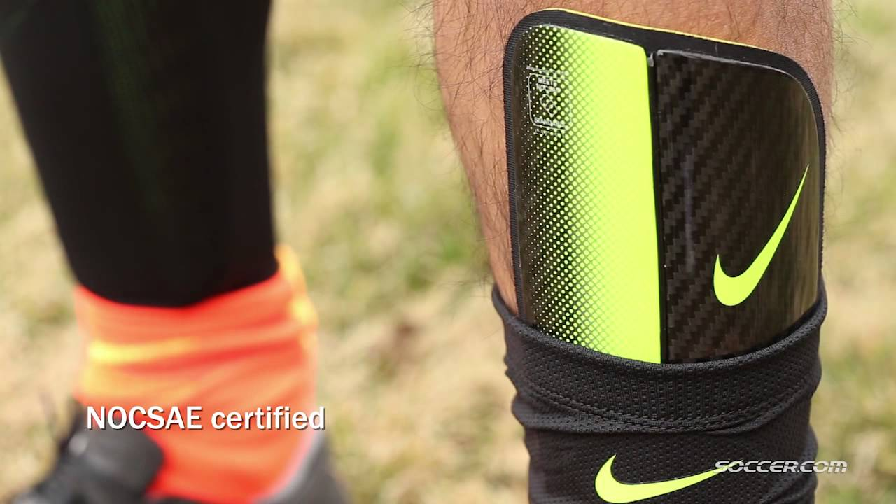 d88a9caa067c Up close with the innovative Nike Mercurial Blade Hinge Guard