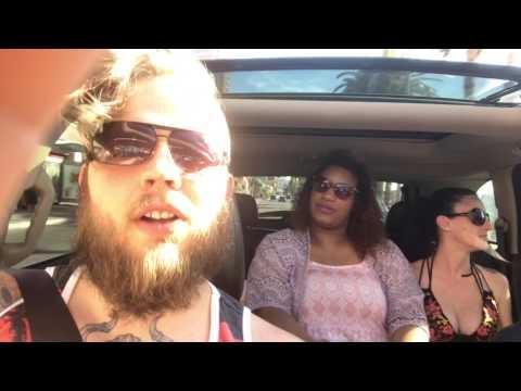 Uber Karaoke - With Danger Dave #3