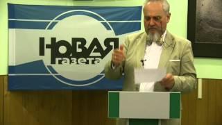 Лекция А. Б. Зубова: «Когда Россия была во главе Европы»