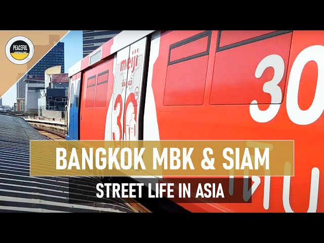 STREET LIFE #3 / Bangkok / MBK / Siam Area 27.01.2020