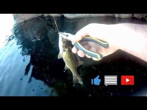 June 8, 2019 Fishing On Lake Penage In Northern Ontario