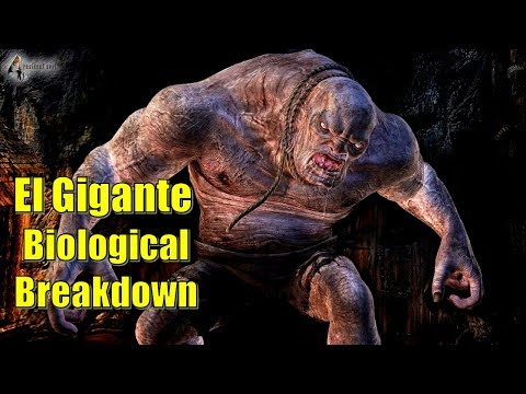 El Gigante Explained | Las Plagas induced mutations and biological changes | Resident Evil 4 Lore