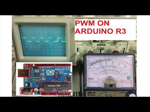 [Arduino 5] - Lập trình băm xung PWM với Arduino - PWM on Arduino