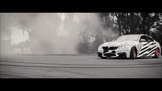 MiyaGi & Эндшпиль x Восточный Округ - Руки в облака (BMW M4 Design)