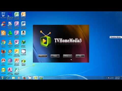 install TV tunner usb~part2