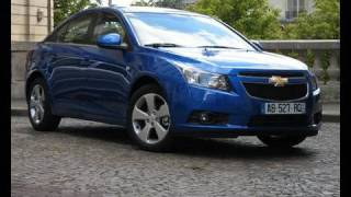 Chevrolet Cruze 2009 Videos
