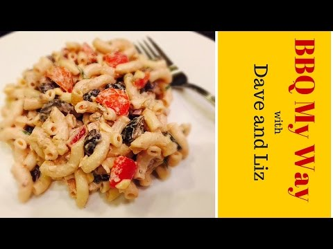 Best Pasta Salad - Mexican - Instructional Video