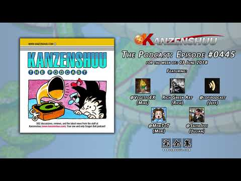 Kanzenshuu - The Podcast: Episode #0445 -- Toyotarō Tracing Accusations + 590 Quiz Book