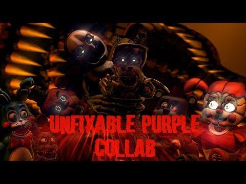 [FNAF\SFM] Unfixable Purple Remix Collab