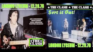 The Clash - Live At The Lyceum, December 28, 1978 (Full Concert)