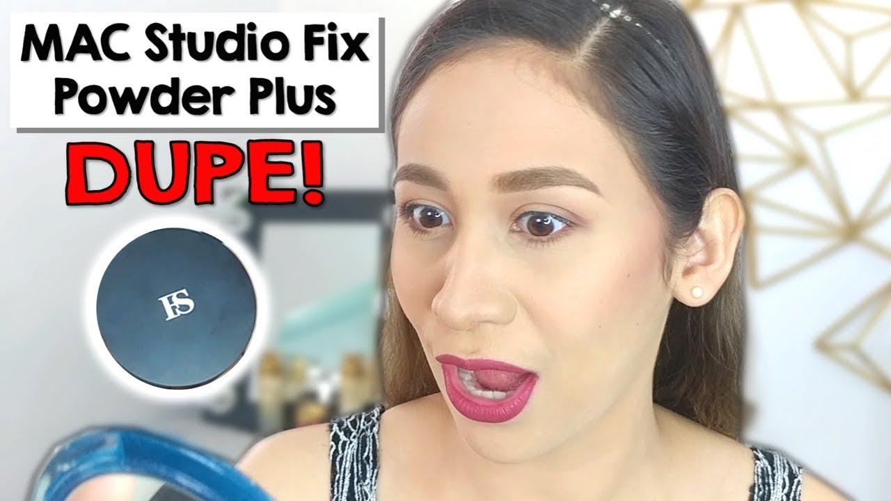 Drugstore DUPE for MAC Studio Fix Powder Plus | FS Cake