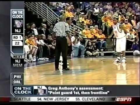 Rajon Rondo - 2006 NBA Draft - Pick #21