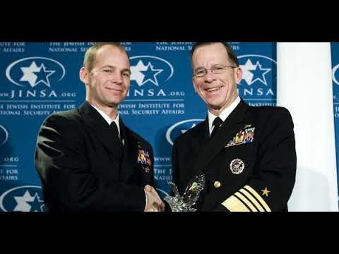 40.  Navy Cross recipient and Navy SEAL discusses honor and respect for the nation.