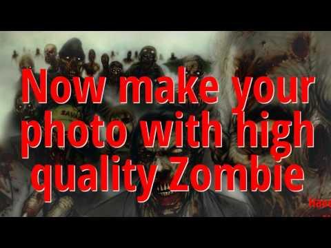 Zombie Photo Editor Videos