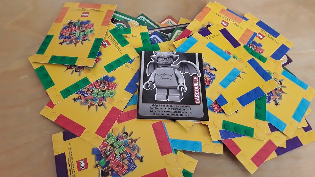 Carte Lego Auchan Livre.Carte Lego Auchan Beuger Youtube