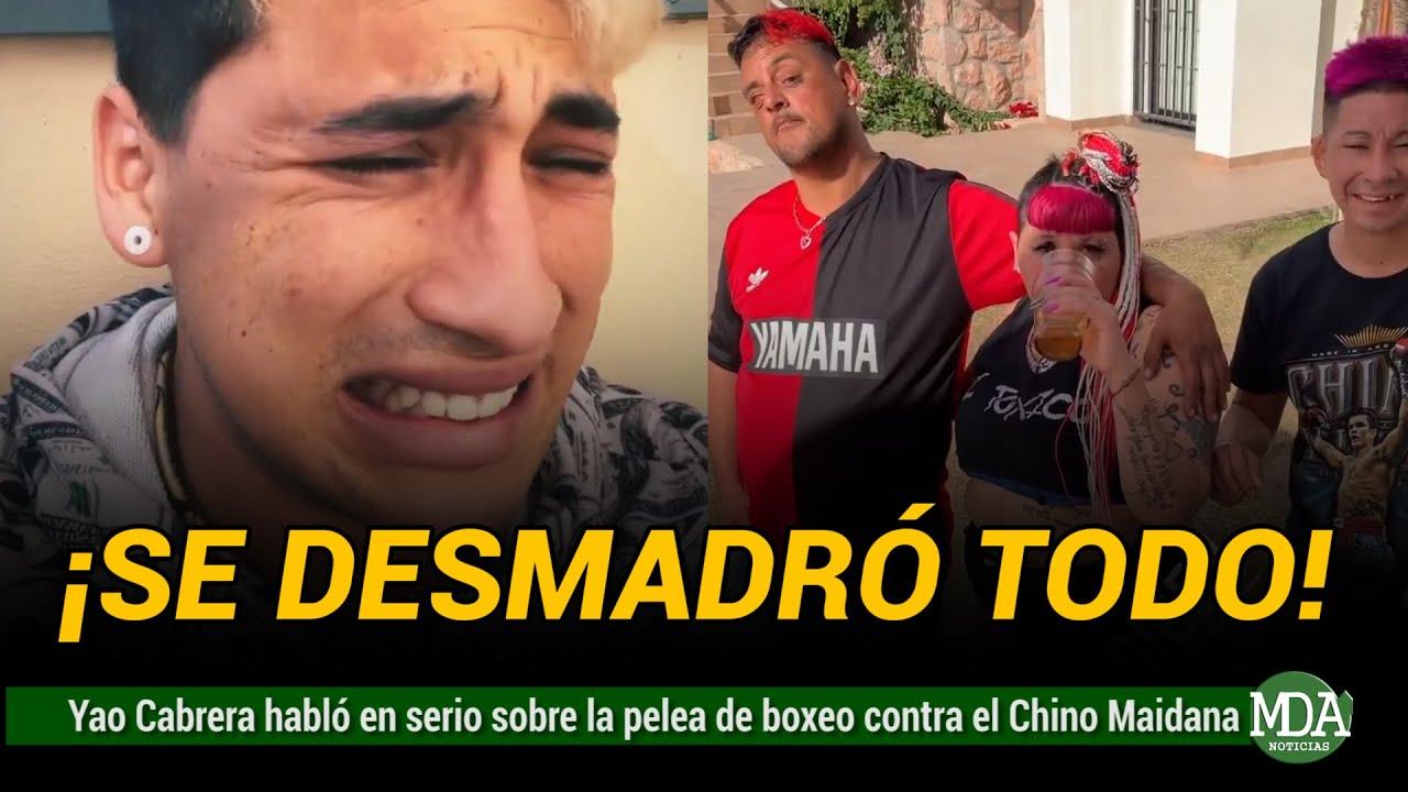 Download Lo que faltaba: LA CHABONA, KIKO y CORAZÓN de SEDA criticaron a YAO CABRERA y se DESMADRÓ TODO