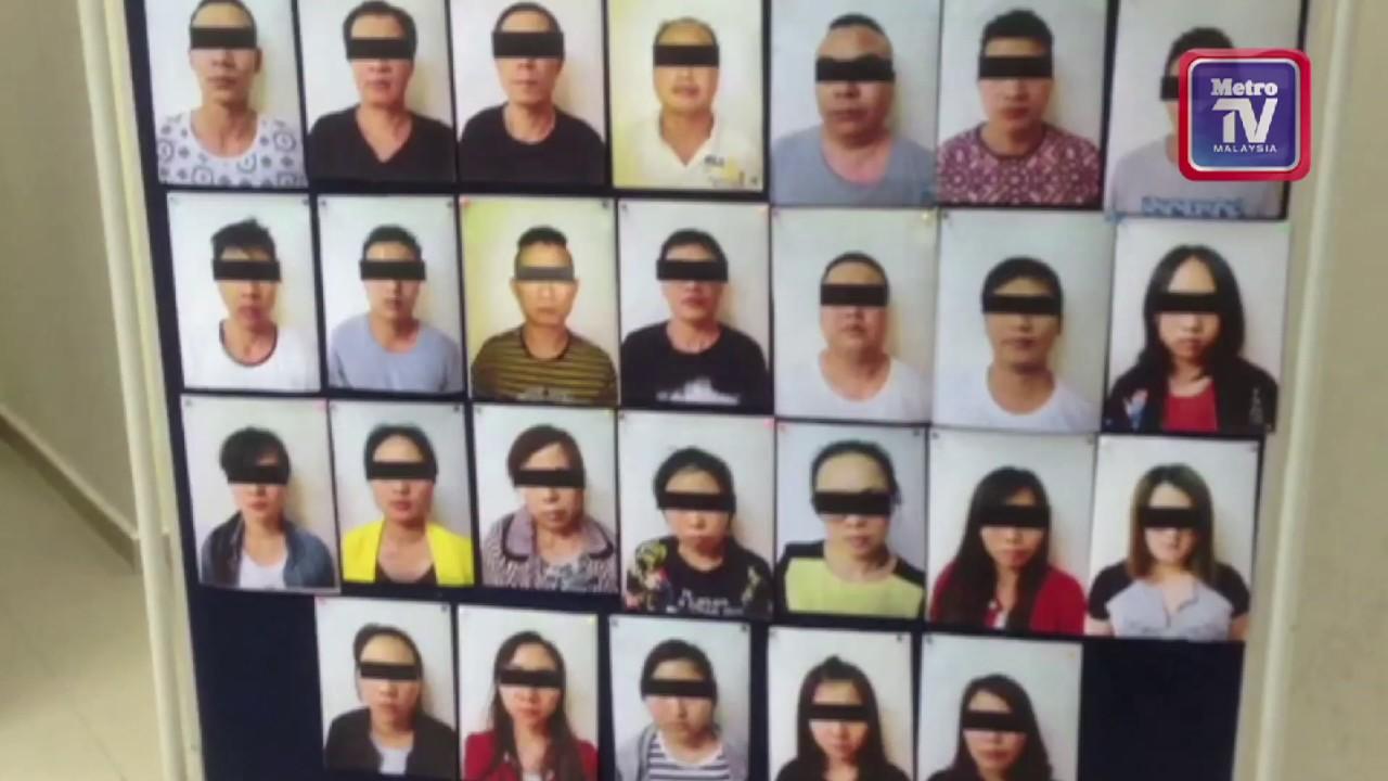 Sindiket Macau Scam berjaya ditumpaskan oleh Polis.