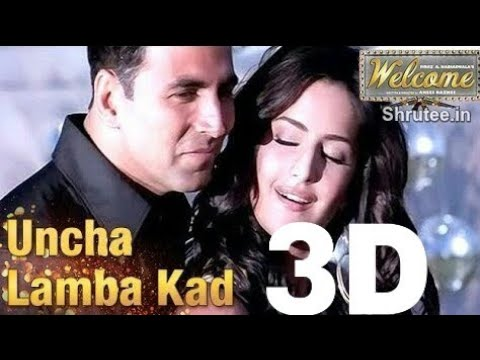 Uncha lamba kad welcome(2007) full hd 1080p song akshay kumar and.