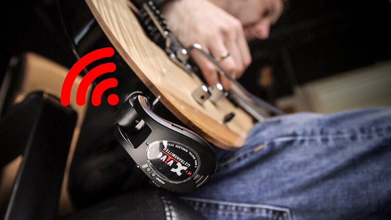 wireless metal xvive wireless microphone system u3 youtube. Black Bedroom Furniture Sets. Home Design Ideas