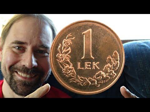 Albania 1 Lek 1996 Coin