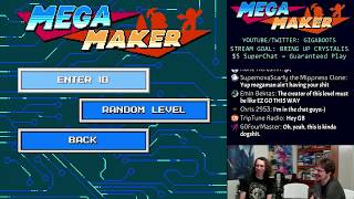We Play Your Mega Maker Levels LIVE! #3