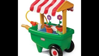 Review: Little Tikes 2-in-1 Garden Cart And Wheelbarrow