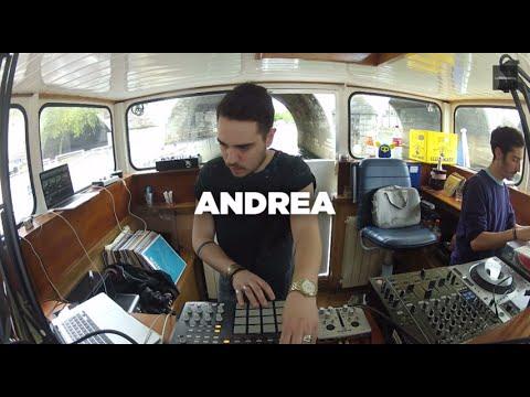 Andrea • Live Set • LeMellotron.com