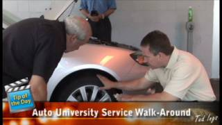 Auto University - The Cure for Lazy Service Advisors