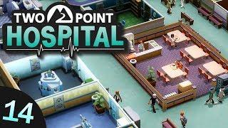two point hospital gameplay español