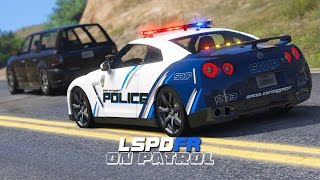 LSPDFR - Day 295 - Marked Police GTR
