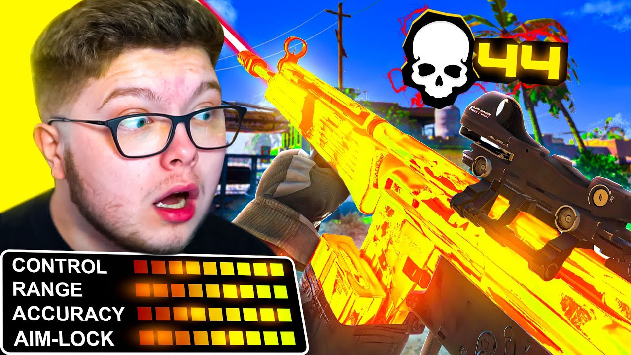 How I killed 44 Players with my *NEW* meta C58 Loadout 😈 (COD Warzone)